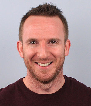 Steven O' Riordan
